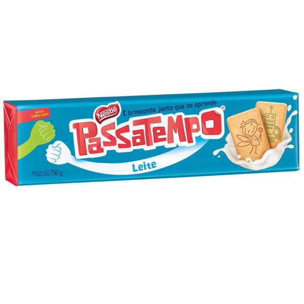Biscoito NESTLÉ Passatempo Leite Pacote 150g