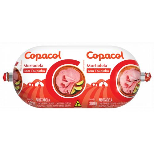 Mortadela COPACOL Sem Toucinho 380g
