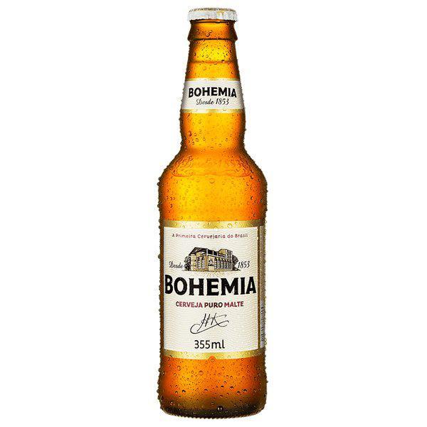 Cerveja BOHEMIA LongNeck 355ml