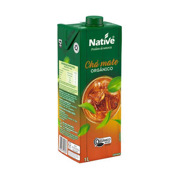 Chá Mate Orgânico Native - 1 L