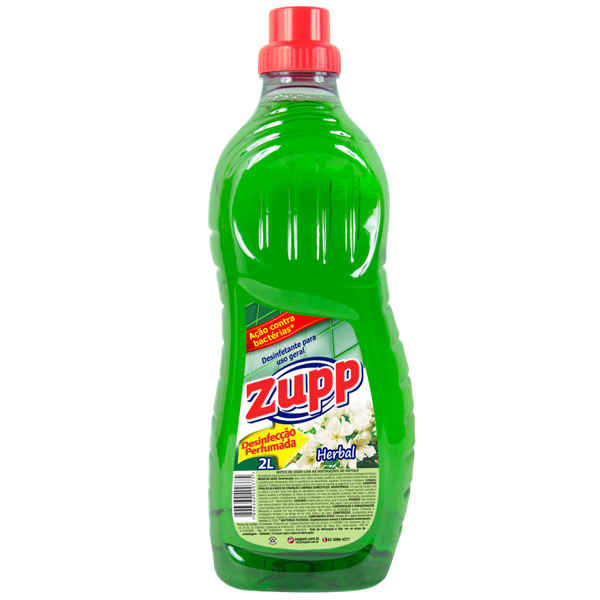 Desinfetante ZUPP Herbal 2L