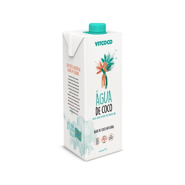 Água de Coco VITCOCO 1L
