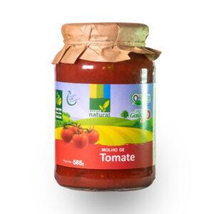 Molho de tomate (585g)-Orgânico