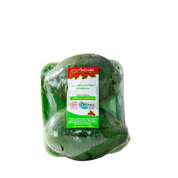 Abacate Orgânico 600G Malunga