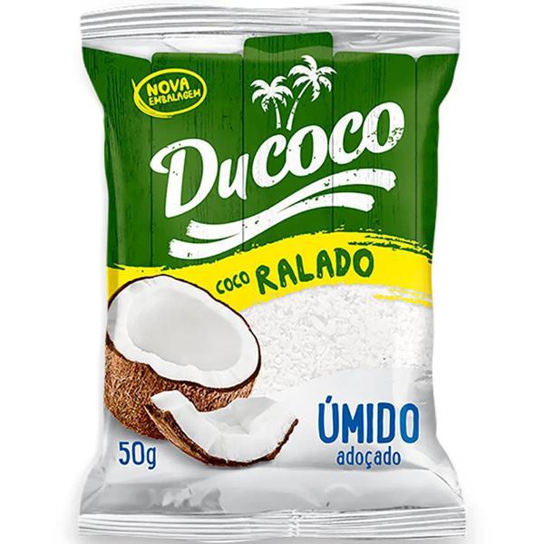 Coco Ralado DUCOCO Úmido e Adoçado 50g