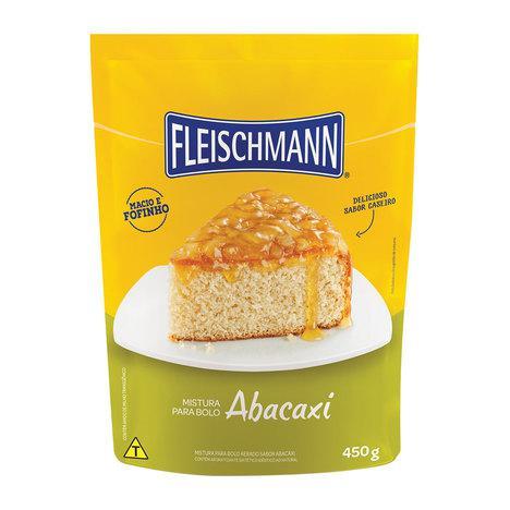 Mistura para Bolo FLEISCHMANN Abacaxi 450g