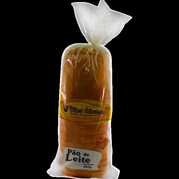 Pão de Leite ALIANÇA 420g