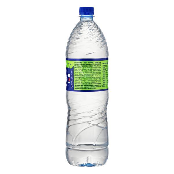 Água Mineral Natural sem Gás Indaiá Garrafa 1,5l