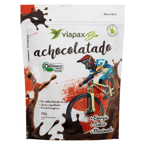 Achocolatado Orgânico 400g - Viapax