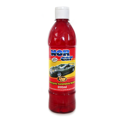 Detergente NOR CAR Neutro 500ml
