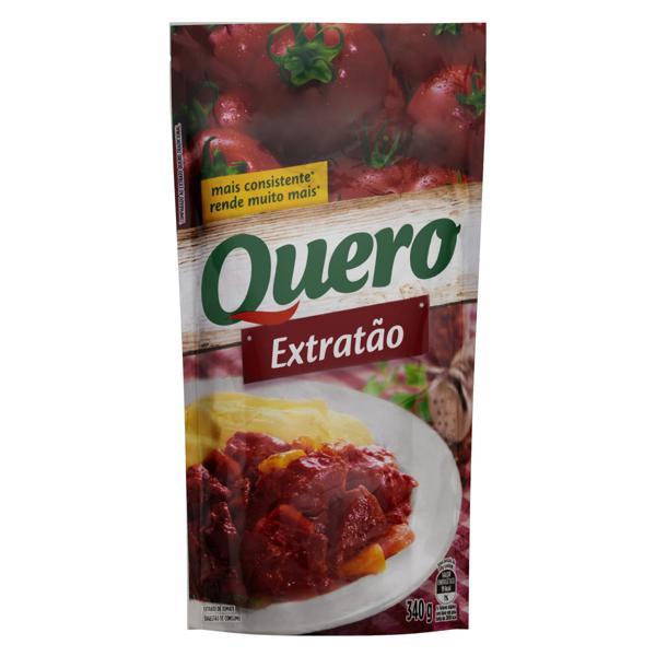 Extrato de Tomate Quero Sachê 340g