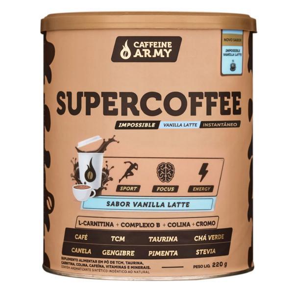 Supercoffee Vanilla Latte 220G