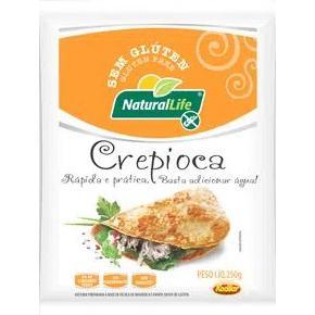 Crepioca Natural Life 250G