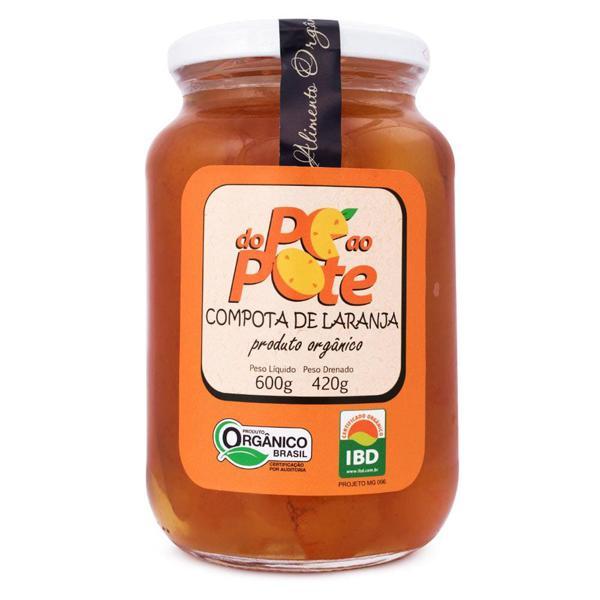 Compota de laranja 700g