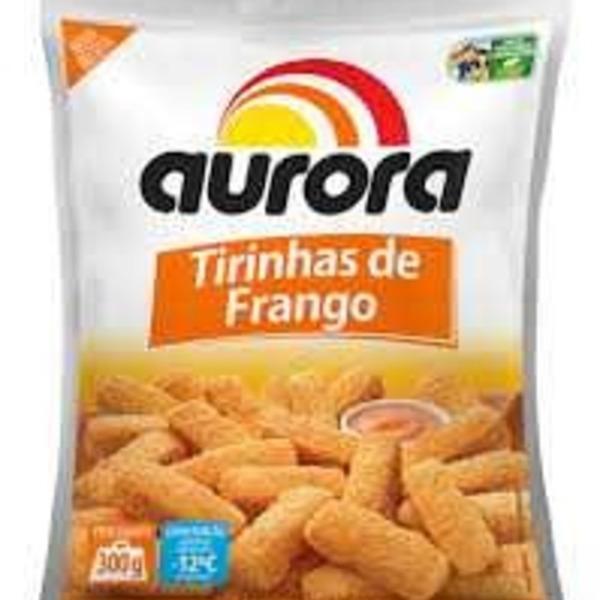 Tirinhas De Frango Aurora 300G