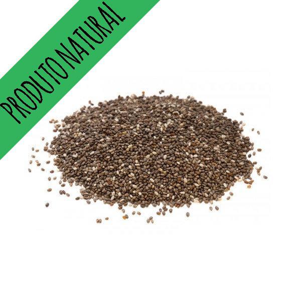 Semente de Chia 200 gr - Produto Natural