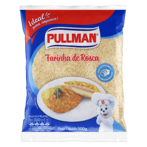Farinha de Rosca Pullman Pacote 500g