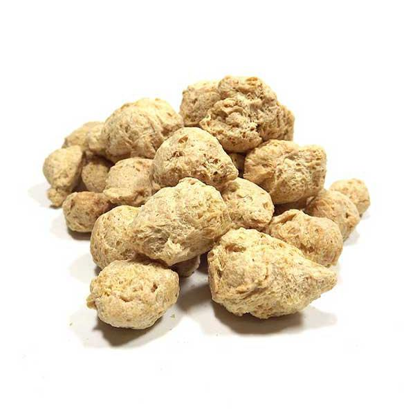 Proteína de Soja Graúda Natural (Granel - R$ / 100gr)