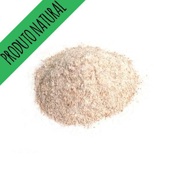 Farinha de Trigo Integral 500 gr - Produto Natural