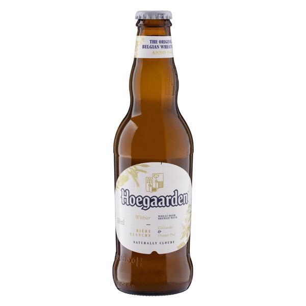 Cerveja Witbier Hoegaarden Garrafa 330ml