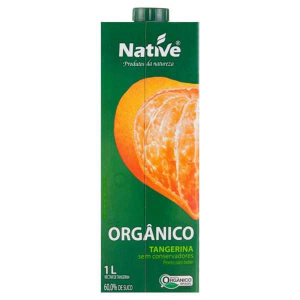 Néctar Orgânico Tangerina Native Caixa 1l