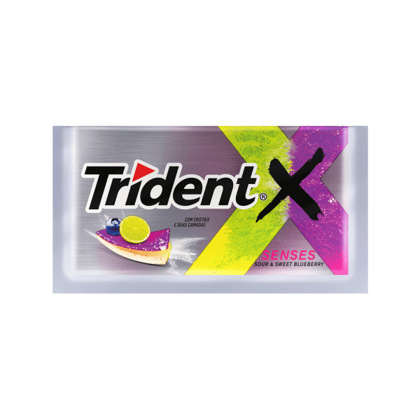 Chiclete TRIDENT Senses 8g