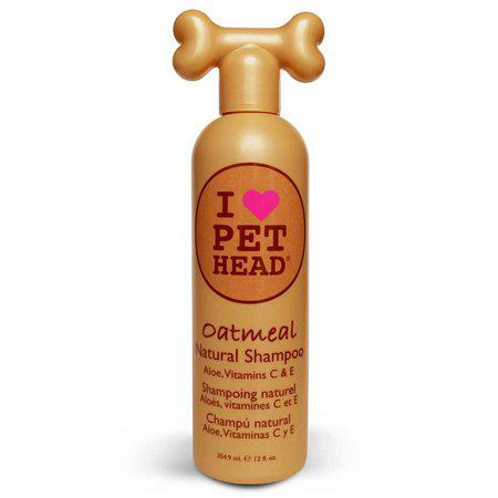Pet Head Oatmeal Shampoo Natural Hidratante