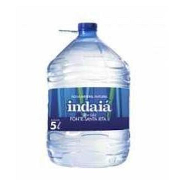 Água INDAIÁ sem Gás 5L