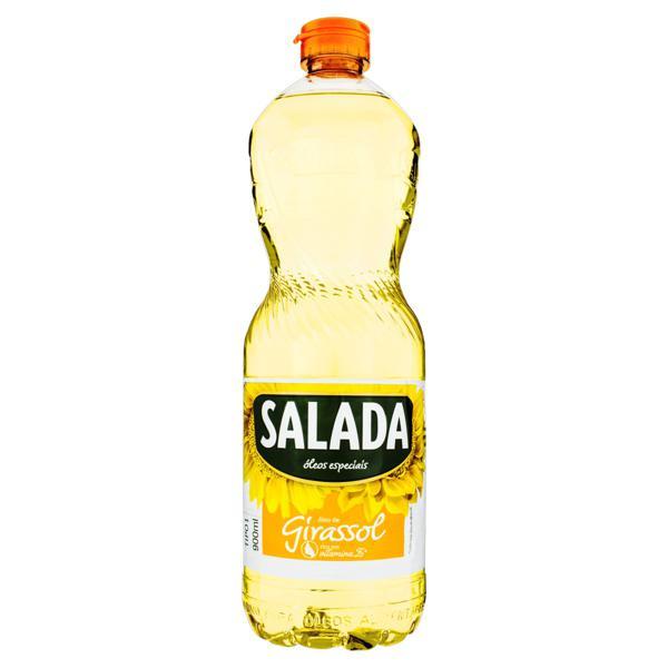 Óleo de Girassol Tipo 1 Salada Garrafa 900ml