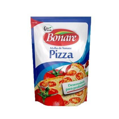 Molho Tomate BONARE Pizza Sache 2kg