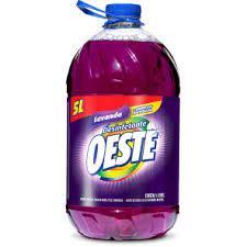 Desinfetante OESTE Lavanta 5l