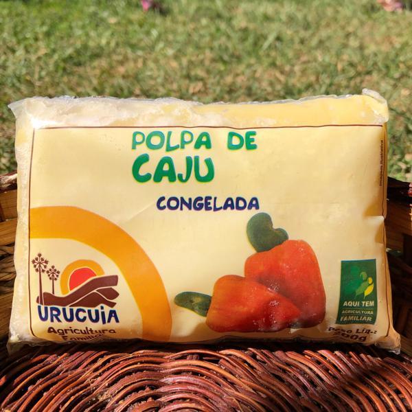 Polpa de Caju (200g)