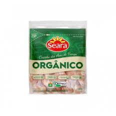 File de Peito de Frango em Bifes Orgânico 600g - Seara