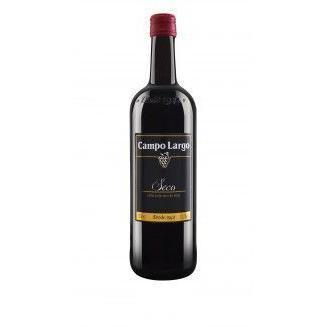 Vinho Campo Largo Tinto Seco 750Ml