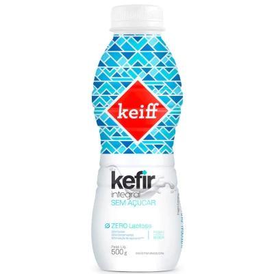 Iogurte Integral Kefir sem Açúcar KEIFF 500g
