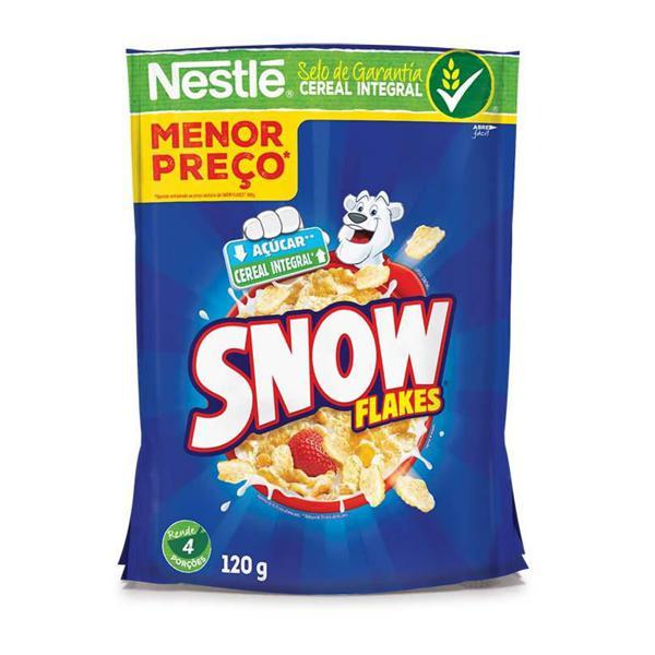 Cereal NESTLE 120G Snow Flakes Sachet