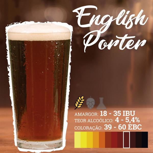 Receita English Porter