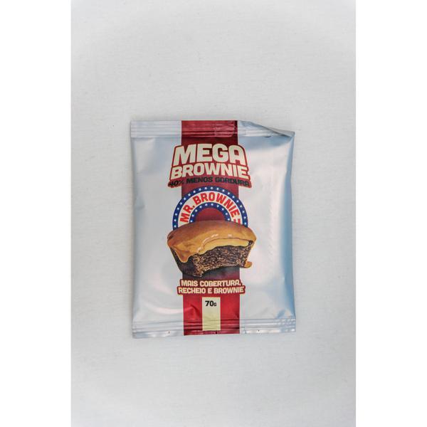 Brownie - Sabor Doce de Leite Grande