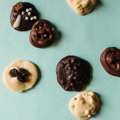 Bocadinhas de chocolate artesanal 6un - Adoleta
