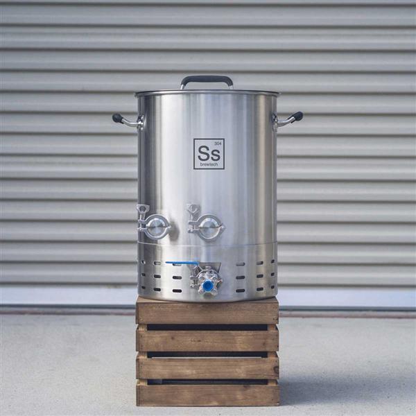 Panela Brewmaster 12gal/45,4L - Ss Brewtech