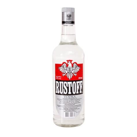 Vodka Rustoff 970Ml