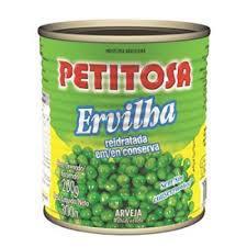 Ervilha PETITOSA 200g