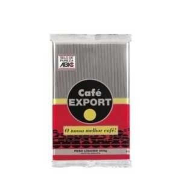 Café EXPORT 500G VÁCUO PURO