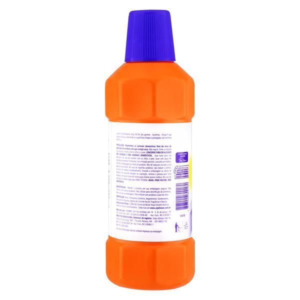 Desinfetante Uso Geral Suave Odor Lysoform Frasco 500ml