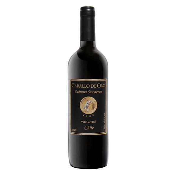 Vinho Terravin Caballo de Oro 750Ml Importado Cabernet Sauvignon
