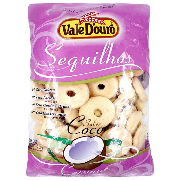 Sequilhos VALE DOURO Coco 350g