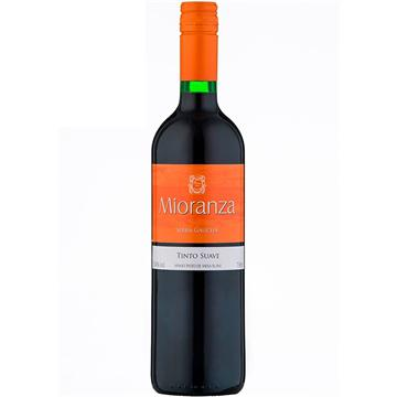 Vinho Brasileiro MIORANZA Tinto Suave 750ml