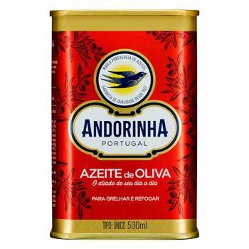 Azeite Oliva Andorinha 500Ml Lata