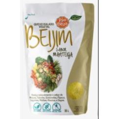 Queijo Ralado Vegetal Beijim Manteiga Sem Lactose 80G
