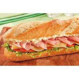 Sanduíche de metro N° 13
